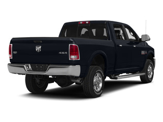 Midnight Blue Pearlcoat 2015 Ram Truck 2500 Pictures 2500 Crew Cab SLT 2WD photos rear view