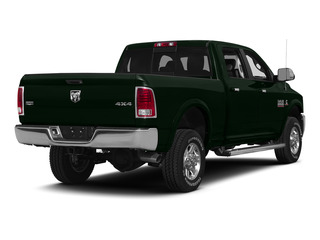 Black Forest Green Pearlcoat 2015 Ram Truck 2500 Pictures 2500 Crew Cab SLT 2WD photos rear view