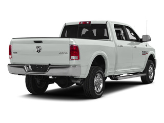 Bright White Clearcoat 2015 Ram Truck 2500 Pictures 2500 Crew Cab SLT 2WD photos rear view