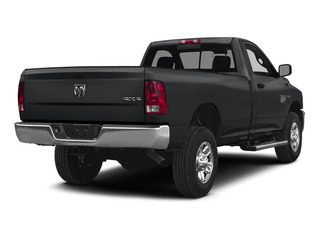 Granite Crystal Metallic Clearcoat 2015 Ram Truck 2500 Pictures 2500 Regular Cab Tradesman 4WD photos rear view