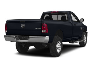 Midnight Blue Pearlcoat 2015 Ram Truck 2500 Pictures 2500 Regular Cab Tradesman 4WD photos rear view