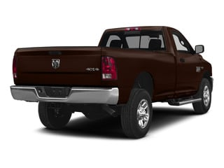 Western Brown 2015 Ram Truck 2500 Pictures 2500 Regular Cab Tradesman 4WD photos rear view