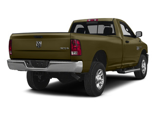 Prairie Pearlcoat 2015 Ram Truck 2500 Pictures 2500 Regular Cab Tradesman 4WD photos rear view