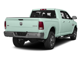 Robin Egg Blue 2015 Ram Truck 3500 Pictures 3500 Mega Cab SLT 4WD photos rear view