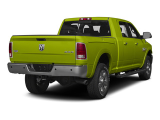 National Safety Yellow 2015 Ram Truck 3500 Pictures 3500 Mega Cab SLT 4WD photos rear view