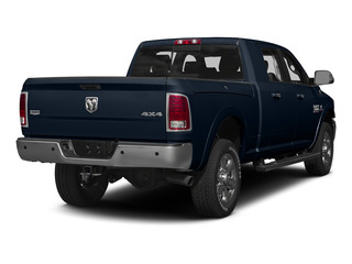 True Blue Pearlcoat 2015 Ram Truck 3500 Pictures 3500 Mega Cab Longhorn 4WD photos rear view