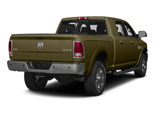 Prairie Pearlcoat 2015 Ram Truck 3500 Pictures 3500 Mega Cab SLT 4WD photos rear view