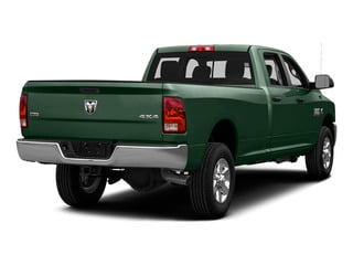 Timberline Green Pearlcoat 2015 Ram Truck 3500 Pictures 3500 Crew Cab SLT 2WD photos rear view