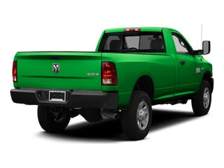 Hills Green 2015 Ram Truck 3500 Pictures 3500 Regular Cab Tradesman 4WD photos rear view