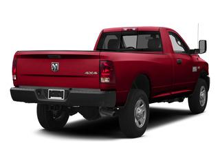 Agriculture Red 2015 Ram Truck 3500 Pictures 3500 Regular Cab Tradesman 4WD photos rear view
