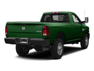 Tree Green 2015 Ram Truck 3500 Pictures 3500 Regular Cab Tradesman 4WD photos rear view