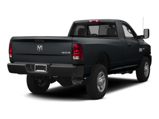Maximum Steel Metallic Clearcoat 2015 Ram Truck 3500 Pictures 3500 Regular Cab Tradesman 4WD photos rear view