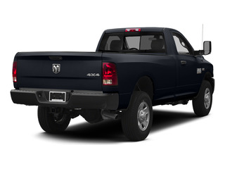 Midnight Blue Pearlcoat 2015 Ram Truck 3500 Pictures 3500 Regular Cab Tradesman 4WD photos rear view