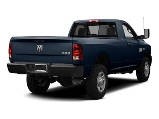 True Blue Pearlcoat 2015 Ram Truck 3500 Pictures 3500 Regular Cab Tradesman 4WD photos rear view