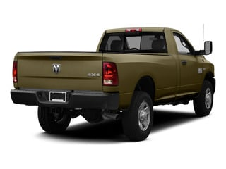 Prairie Pearlcoat 2015 Ram Truck 3500 Pictures 3500 Regular Cab Tradesman 4WD photos rear view