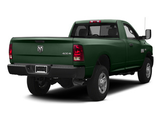 Timberline Green Pearlcoat 2015 Ram Truck 3500 Pictures 3500 Regular Cab Tradesman 4WD photos rear view