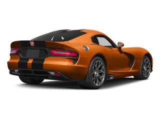Stryker Orange Tri-Coat Pearl 2015 Dodge Viper Pictures Viper 2 Door Coupe photos rear view