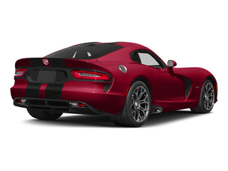 Adrenaline Red 2015 Dodge Viper Pictures Viper 2 Door Coupe photos rear view