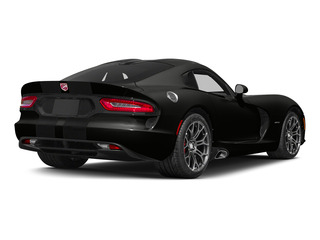 Venom Black Clearcoat 2015 Dodge Viper Pictures Viper 2 Door Coupe photos rear view