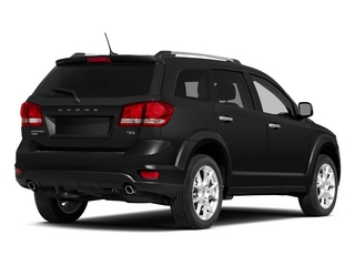 Pitch Black Clearcoat 2015 Dodge Journey Pictures Journey Utility 4D R/T AWD photos rear view