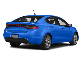 Laser Blue Pearl Coat 2015 Dodge Dart Pictures Dart Sedan 4D Aero I4 Turbo photos rear view