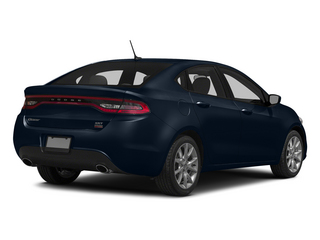 True Blue Pearlcoat 2015 Dodge Dart Pictures Dart Sedan 4D Aero I4 Turbo photos rear view