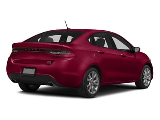 Passion Red Pearl Coat 2015 Dodge Dart Pictures Dart Sedan 4D Limited I4 photos rear view