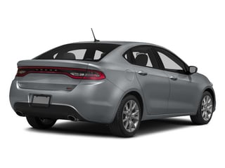 Billet Silver Metallic Clearcoat 2015 Dodge Dart Pictures Dart Sedan 4D Limited I4 photos rear view