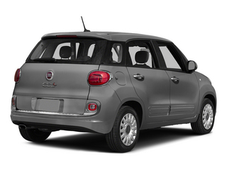 Grigio Chiaro (Graphite Metallic) 2015 FIAT 500L Pictures 500L Hatchback 5D L Easy I4 Turbo photos rear view
