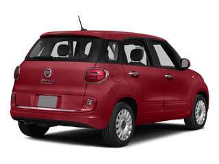 Rosso (Red) 2015 FIAT 500L Pictures 500L Hatchback 5D L Easy I4 Turbo photos rear view