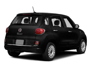 Nero (Black) 2015 FIAT 500L Pictures 500L Hatchback 5D L Easy I4 Turbo photos rear view
