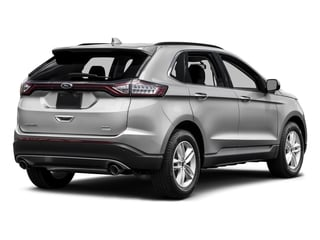 Ingot Silver Metallic 2015 Ford Edge Pictures Edge Utility 4D Titanium 2WD V6 photos rear view