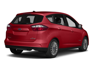 Ruby Red Metallic Tinted Clearcoat 2015 Ford C-Max Hybrid Pictures C-Max Hybrid Hatchback 5D SEL I4 Hybrid photos rear view