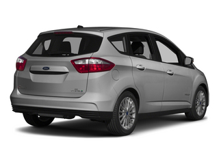Ingot Silver 2015 Ford C-Max Hybrid Pictures C-Max Hybrid Hatchback 5D SEL I4 Hybrid photos rear view