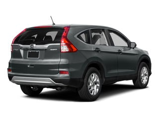 Modern Steel Metallic 2015 Honda CR-V Pictures CR-V Utility 4D EX AWD I4 photos rear view