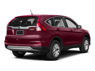 Basque Red Pearl II 2015 Honda CR-V Pictures CR-V Utility 4D EX AWD I4 photos rear view