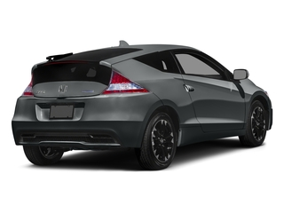 Polished Metal Metallic 2015 Honda CR-Z Pictures CR-Z Coupe 2D EX I4 Hybrid photos rear view