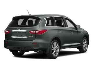 Emerald Graphite 2015 INFINITI QX60 Pictures QX60 Utility 4D Hybrid 2WD I4 photos rear view