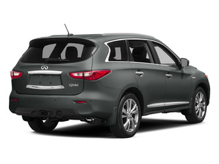 Graphite Shadow 2015 INFINITI QX60 Pictures QX60 Utility 4D Hybrid 2WD I4 photos rear view