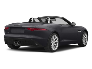 Stratus Gray Metallic 2015 Jaguar F-TYPE Pictures F-TYPE Convertible 2D V6 photos rear view