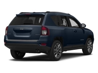 True Blue Pearlcoat 2015 Jeep Compass Pictures Compass Utility 4D Limited 4WD photos rear view