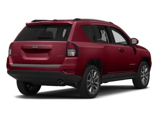 Deep Cherry Red Crystal Pearlcoat 2015 Jeep Compass Pictures Compass Utility 4D Limited 4WD photos rear view