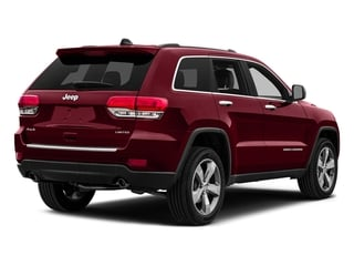Deep Cherry Red Crystal Pearlcoat 2015 Jeep Grand Cherokee Pictures Grand Cherokee Utility 4D Limited 2WD photos rear view