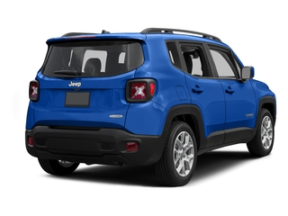 Sierra Blue 2015 Jeep Renegade Pictures Renegade Utility 4D Limited AWD I4 photos rear view