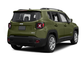 Commando 2015 Jeep Renegade Pictures Renegade Utility 4D Limited AWD I4 photos rear view