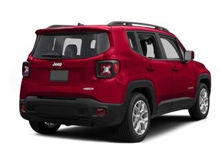 Colorado Red 2015 Jeep Renegade Pictures Renegade Utility 4D Limited AWD I4 photos rear view