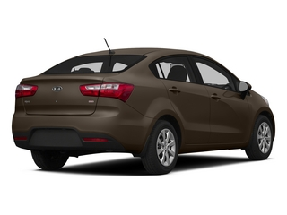 Chestnut 2015 Kia Rio Pictures Rio Sedan 4D EX I4 photos rear view