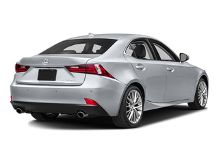 Ultra White 2015 Lexus IS 250 Pictures IS 250 Sedan 4D IS250 V6 photos rear view