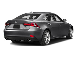 Nebula Gray Pearl 2015 Lexus IS 250 Pictures IS 250 Sedan 4D IS250 V6 photos rear view