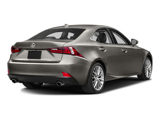 Atomic Silver 2015 Lexus IS 250 Pictures IS 250 Sedan 4D IS250 V6 photos rear view